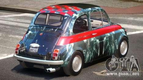 1973 Fiat Abarth PJ6 para GTA 4