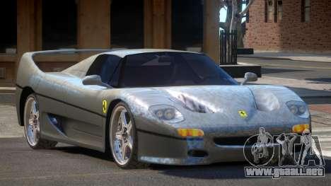 Ferrari F50 V1.0 para GTA 4