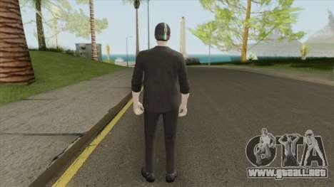 GTA Online (Natalan) Skin para GTA San Andreas