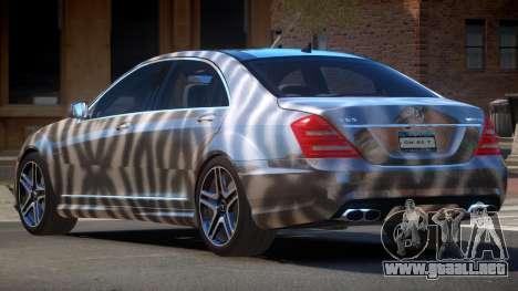Mercedes-Benz S65 ES PJ4 para GTA 4