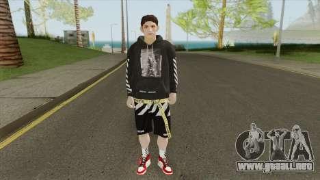 Tom Holland para GTA San Andreas