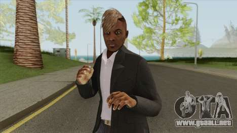 Hairdresser (GTA V) para GTA San Andreas