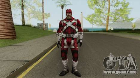 Red Guardian (Black Widow Movie) para GTA San Andreas