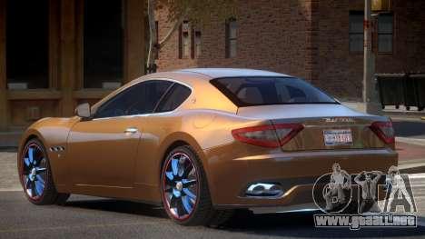 Maserati Gran Turismo S-Tuned para GTA 4