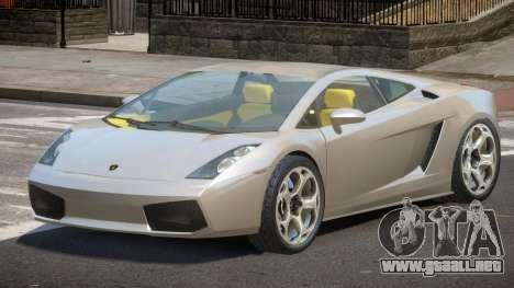 Lamborghini Gallardo TI para GTA 4