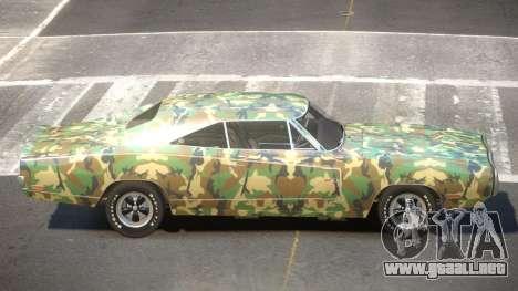Dodge Charger 440 PJ2 para GTA 4