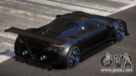 Gumpert Apollo S-Tuned para GTA 4