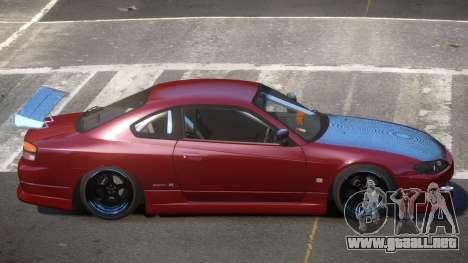Nissan Silvia S15 D-Tuned para GTA 4