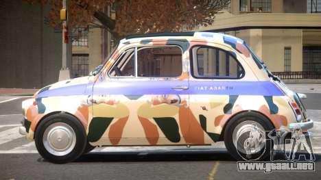 1973 Fiat Abarth PJ2 para GTA 4