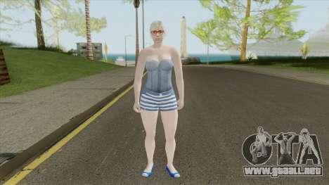 Random Female (GTA Online) para GTA San Andreas