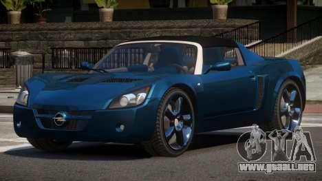 Opel Speedster GT para GTA 4