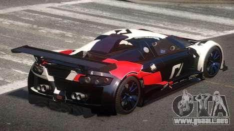 Gumpert Apollo R-Style PJ5 para GTA 4