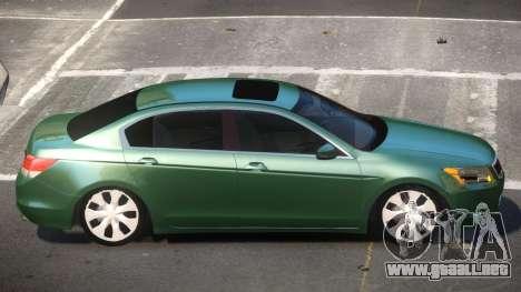 Honda Accord SE para GTA 4