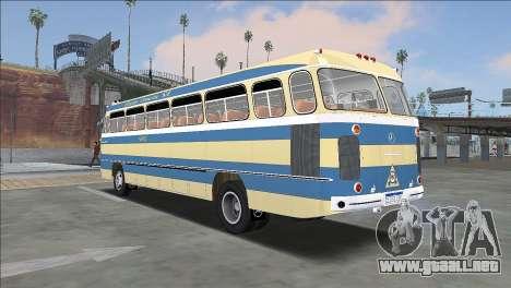Autobús Mercedes-Benz S-321 HL 1958 para GTA San Andreas