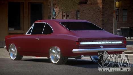 Chevrolet Opala L-Tuning para GTA 4