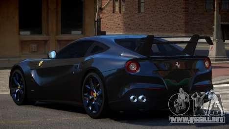 Ferrari F12 GT-S para GTA 4