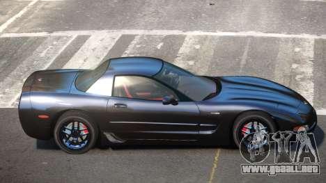 Chevrolet Corvette C5 V1.1 para GTA 4