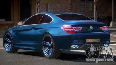 BMW M6 F12 G-Style para GTA 4