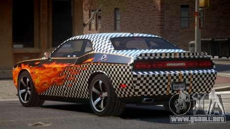 Dodge Challenger GT 392 PJ2 para GTA 4
