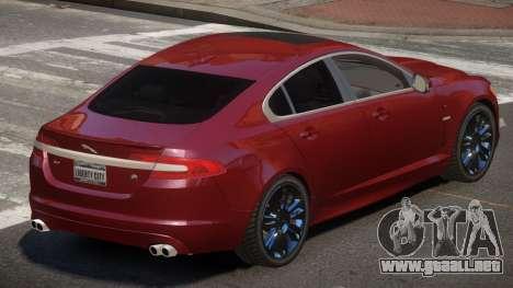 Jaguar XFR R-Tuned para GTA 4