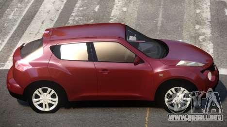 Nissan Juke RS para GTA 4