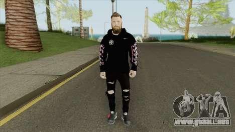 Ben Hamer para GTA San Andreas