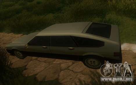 Blista Liftback para GTA San Andreas