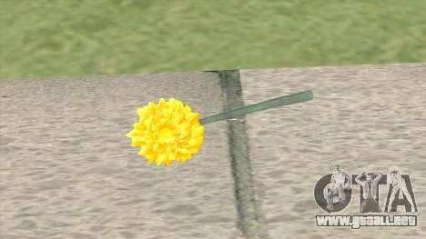 Flower (GTA SA Cutscene) para GTA San Andreas