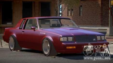 Buick Regal LS para GTA 4