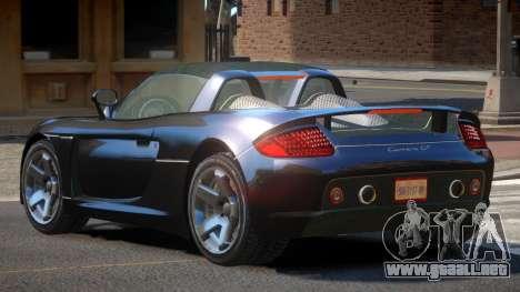 Porsche Carrera GT V1.3 para GTA 4
