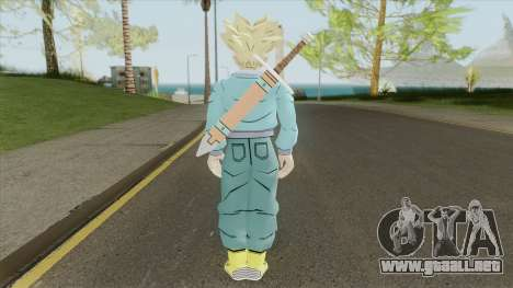 Trunks (Future) V2 para GTA San Andreas