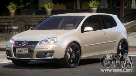 Volkswagen Golf 5 V2.1 para GTA 4