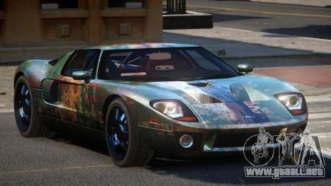 Ford GT S-Tuned PJ6 para GTA 4
