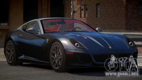 Ferrari 599 E-Style para GTA 4
