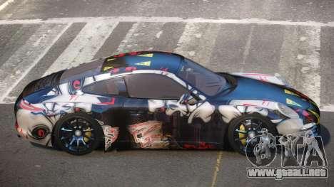 Porsche 911 LR PJ4 para GTA 4