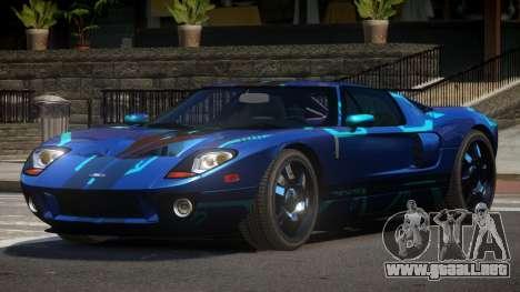Ford GT S-Tuned PJ2 para GTA 4