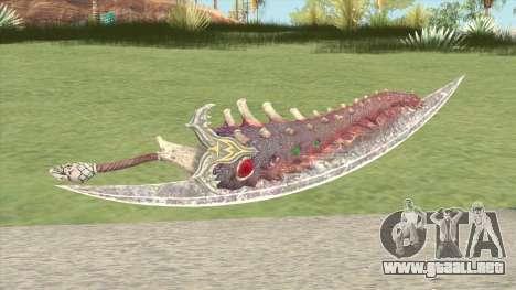 Sparda (Devil May Cry V) para GTA San Andreas