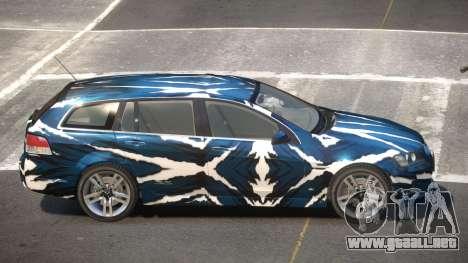 Holden VE Commodore RT PJ1 para GTA 4