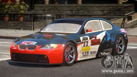 BMW M3 E92 R-Tuning PJ3 para GTA 4