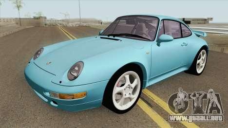 Porsche 911 (993) Turbo 1997 para GTA San Andreas