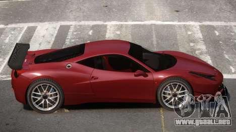 Ferrari 458 Qz para GTA 4