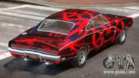 Dodge Charger 440 PJ5 para GTA 4