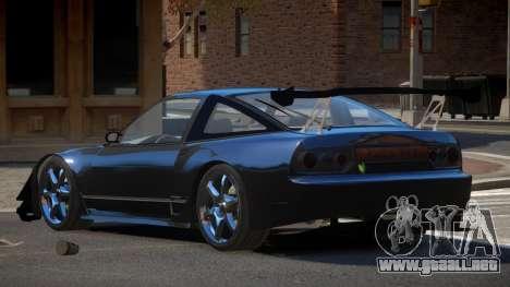 Nissan 240SX D-Style para GTA 4
