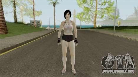 Hot Ada Wong (Sport Edition) para GTA San Andreas
