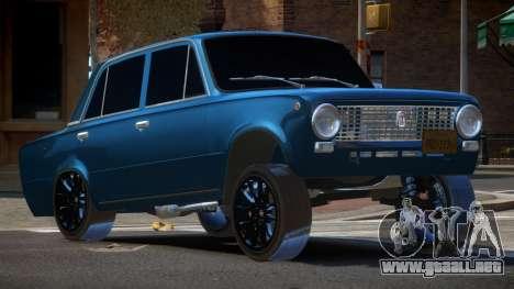 VAZ 2101 D-Style para GTA 4