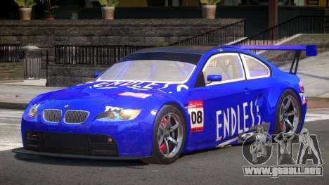 BMW M3 E92 R-Tuning PJ1 para GTA 4