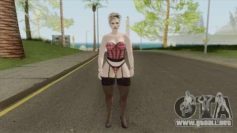 Random Female Sexy Skin V3 (GTA Online) para GTA San Andreas