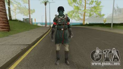 Veil Assassin (Wolfenstein) para GTA San Andreas