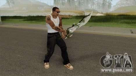Sword (Black Ops 3) para GTA San Andreas