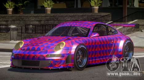 Porsche GT3 R-Style PJ6 para GTA 4